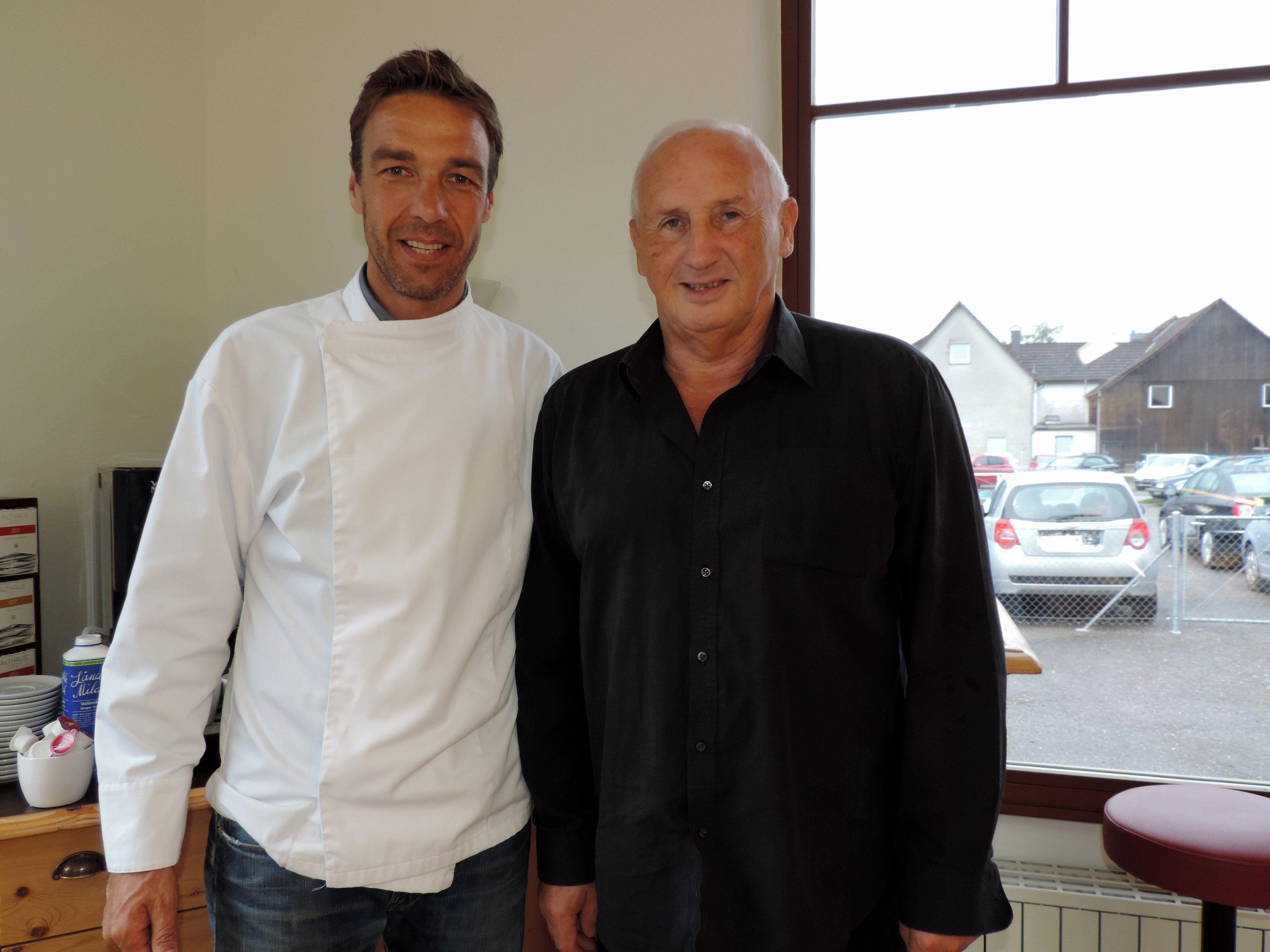OV Preschle mit Wolfgang Müller (Bäckerei Schnell)