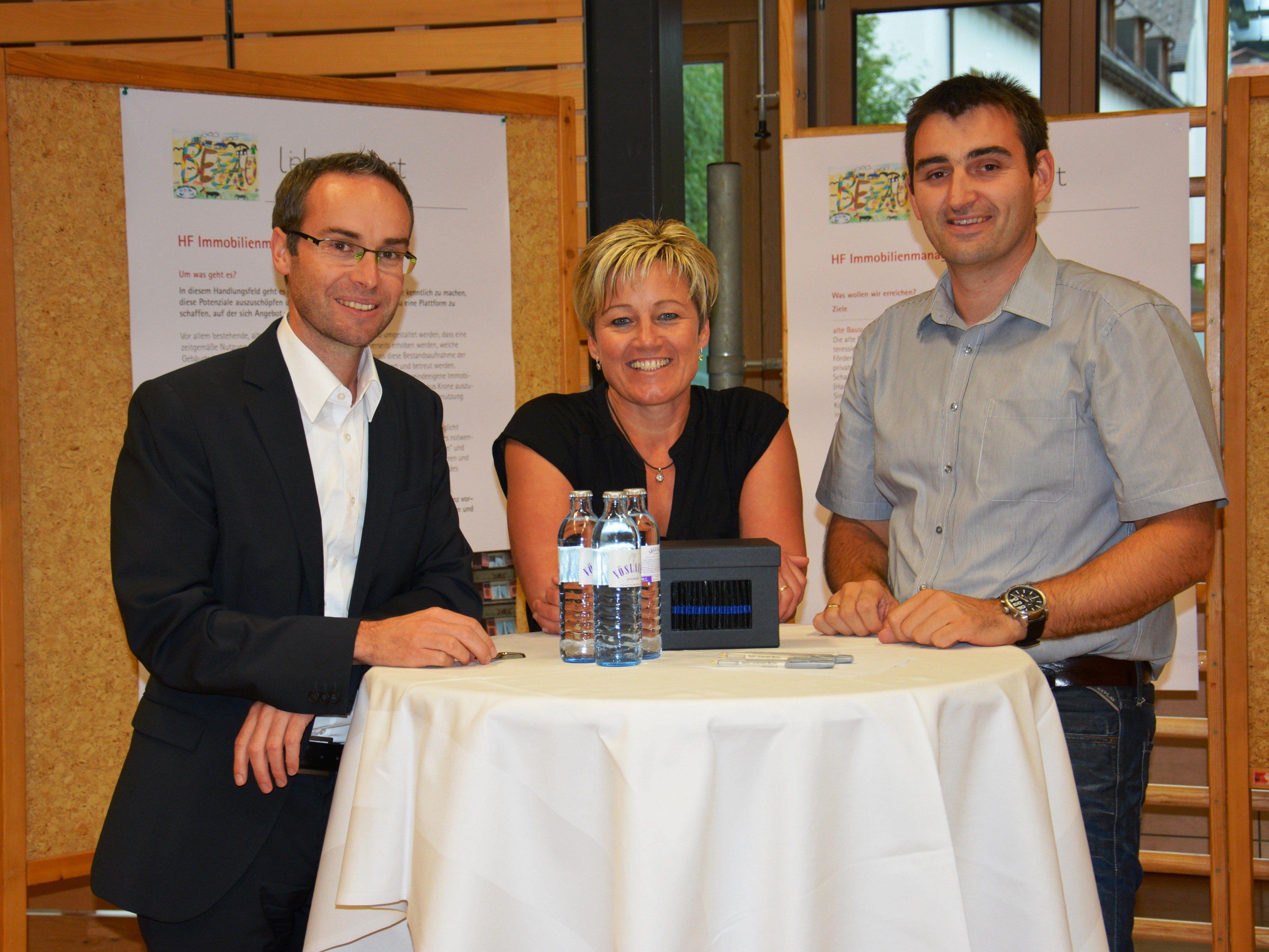 Marktgemeinde Bezau präsentierte erste Ergebnisse und sammelte weitere Ideen und Anregungen.