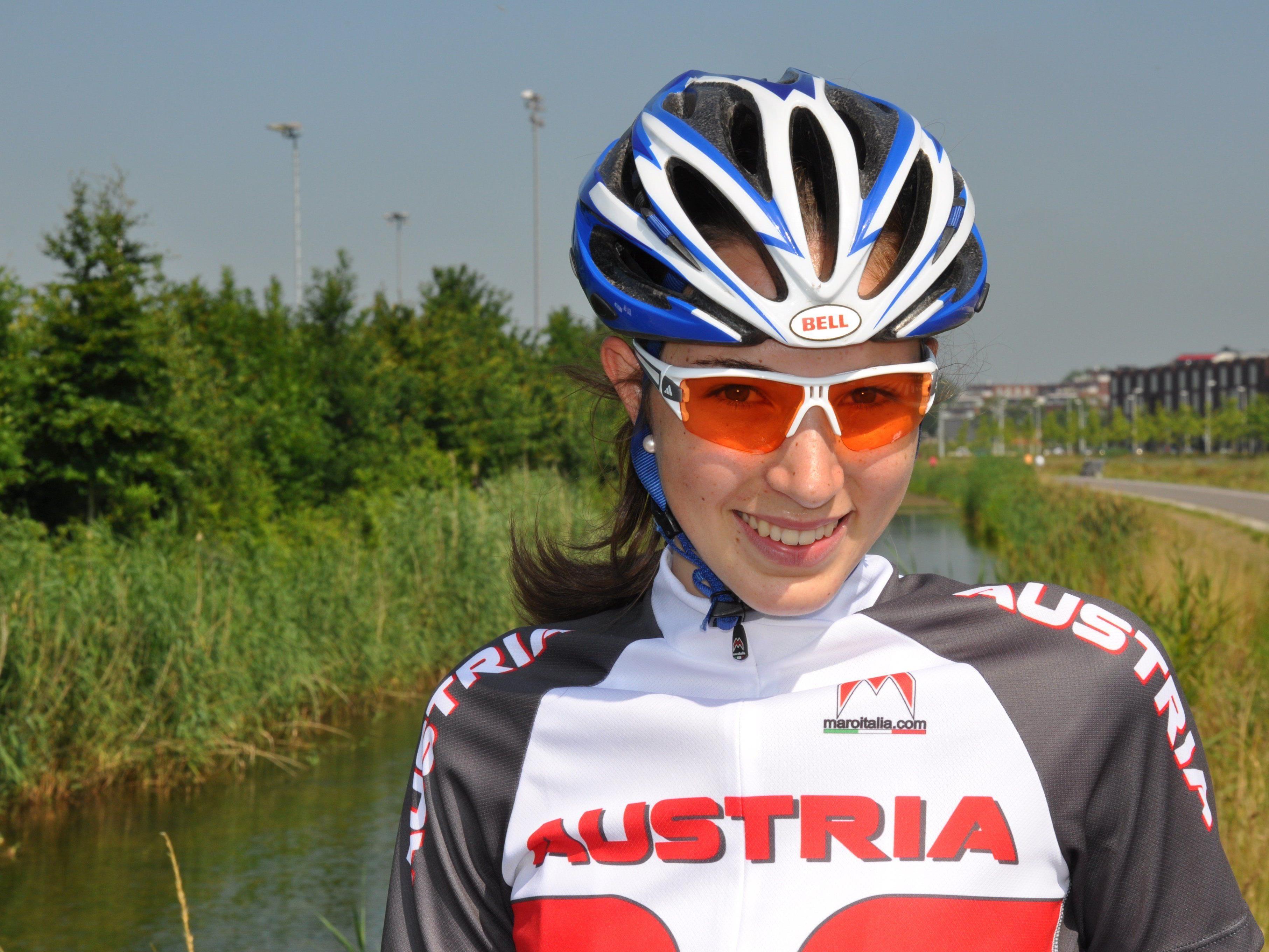 Die Hohenemserin Melanie Amann wurde im Sprint 24.