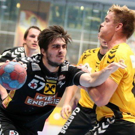 Die Handballer aus Bregenz zogen gegen die Fivers den Kürzeren.