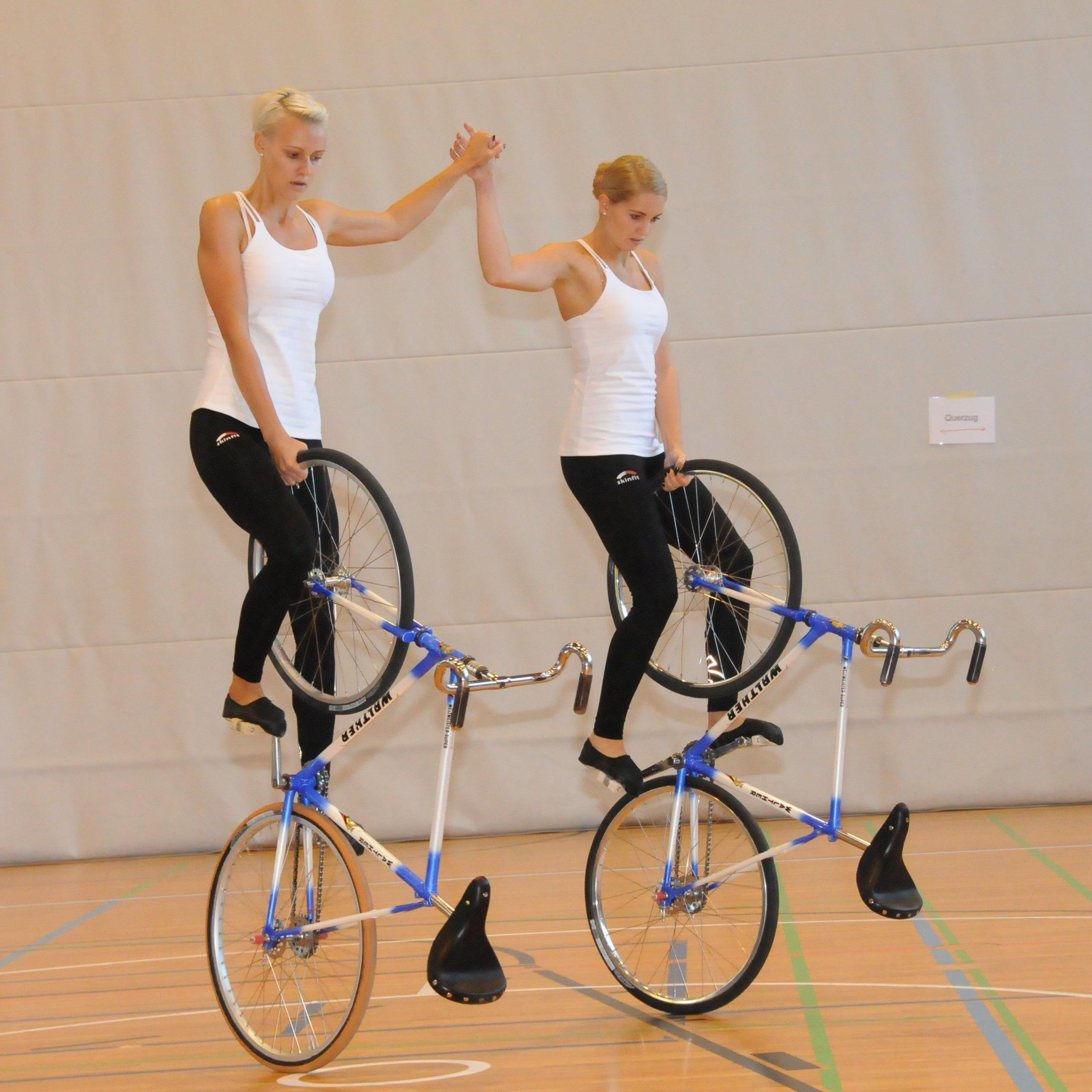 Nadine Mörth und Katharina Kühne stellten in Bregenz einen neuen Rekord auf