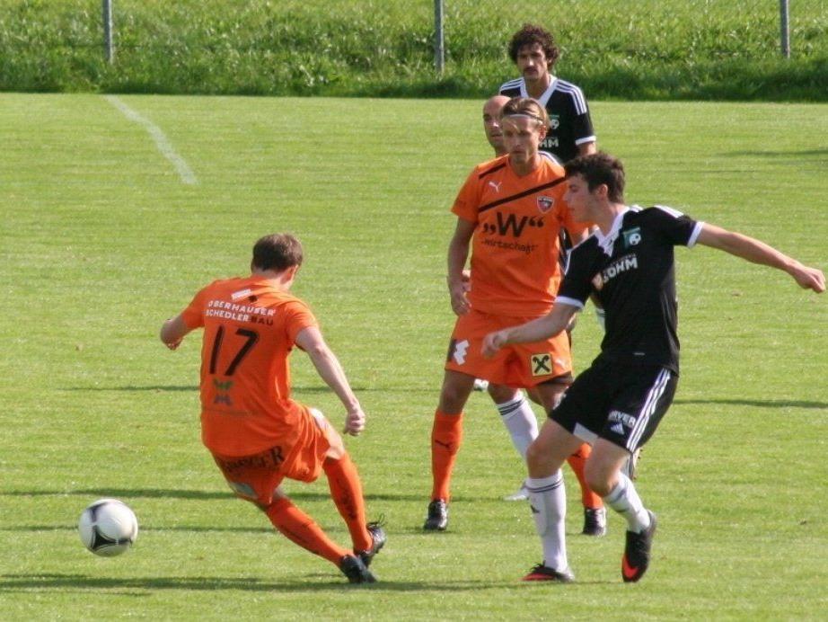 Beim letzten Antreten in Alberschwende vor exakt zwei Jahren mussten sich die Bizauer mit 1:2 geschlagen geben.