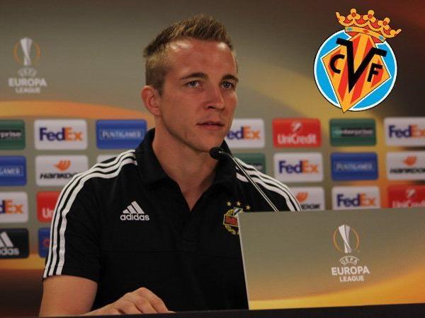 Christopher Dibon will Favorit Villarreal stürzen.