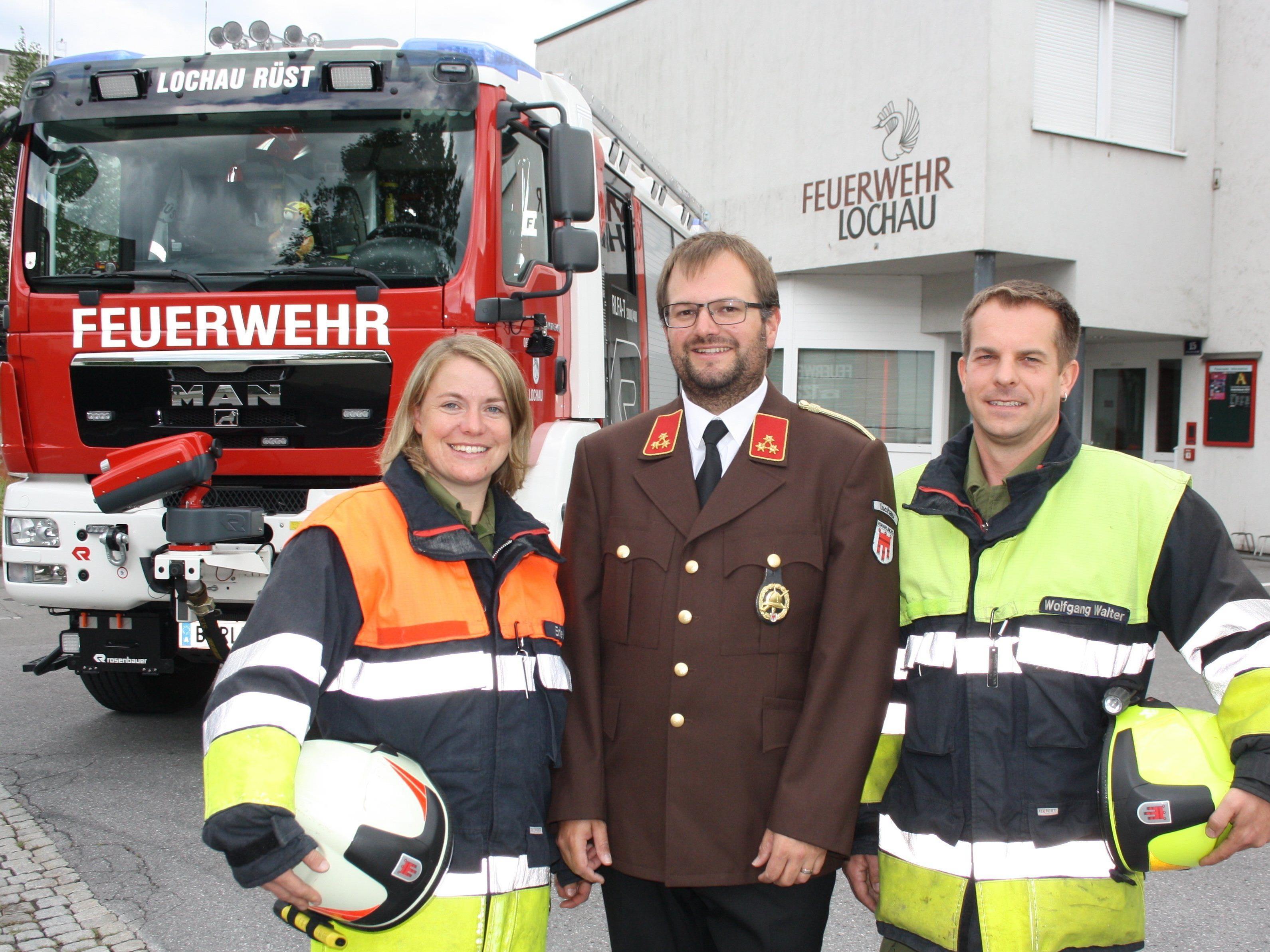 """Einladung zum traditionellen """"Feuerwehr-Frühschoppen"""" mit dem Musikverein Lochau im Feuerwehrgerätehaus."""