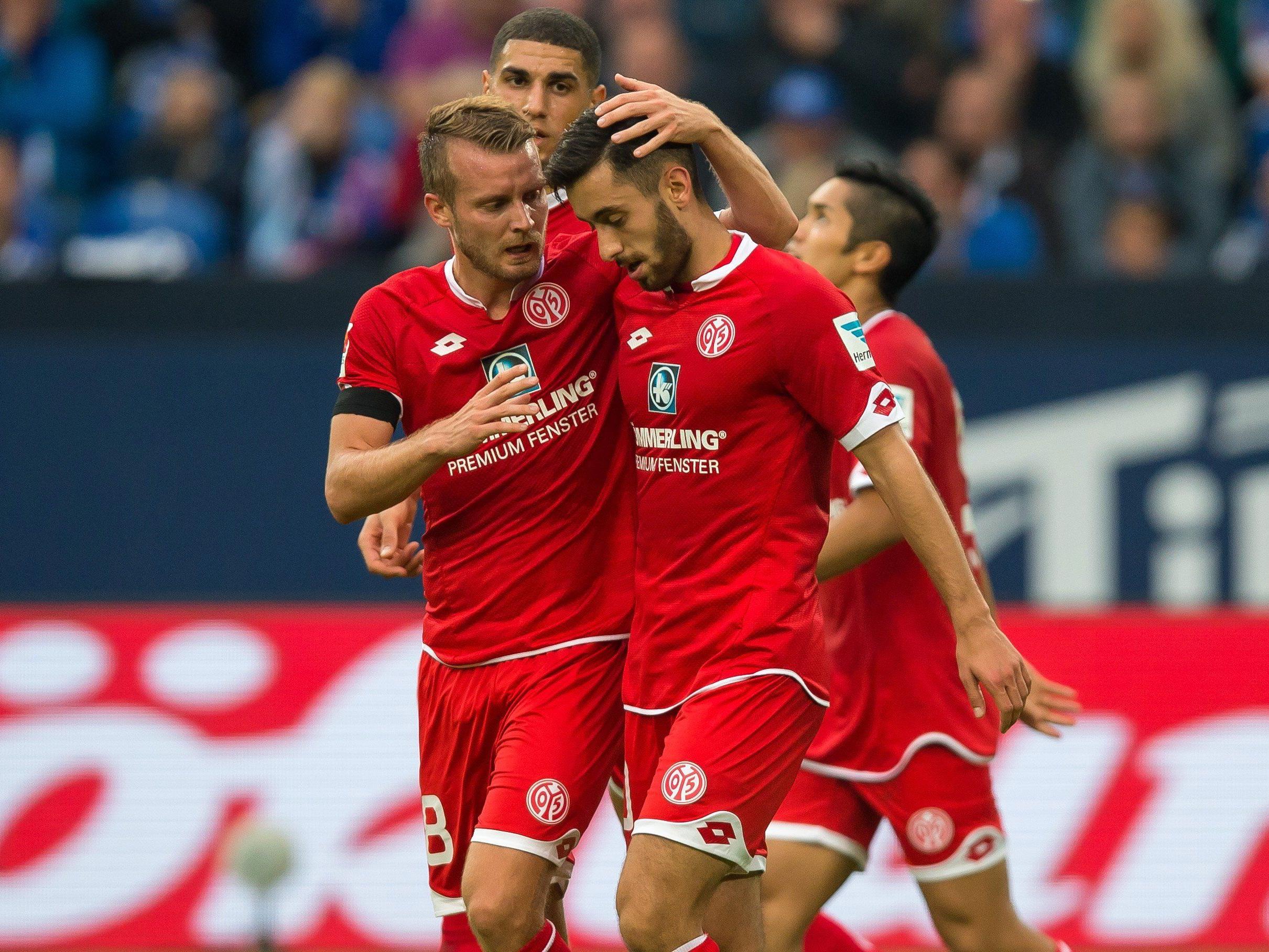 Der 5. Spieltag startet am Freitag Abend mit Mainz 05 gegen Hoffenheim.
