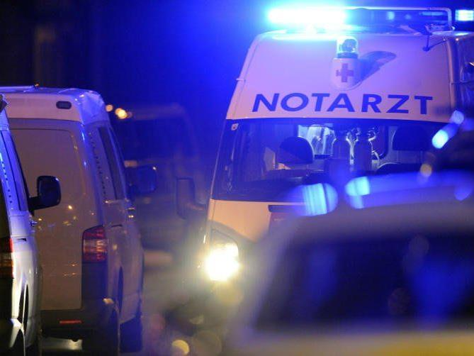 48-Jähriger nach Arbeitsunfall schwer verletzt ins LKH Feldkirch eingeliefert.