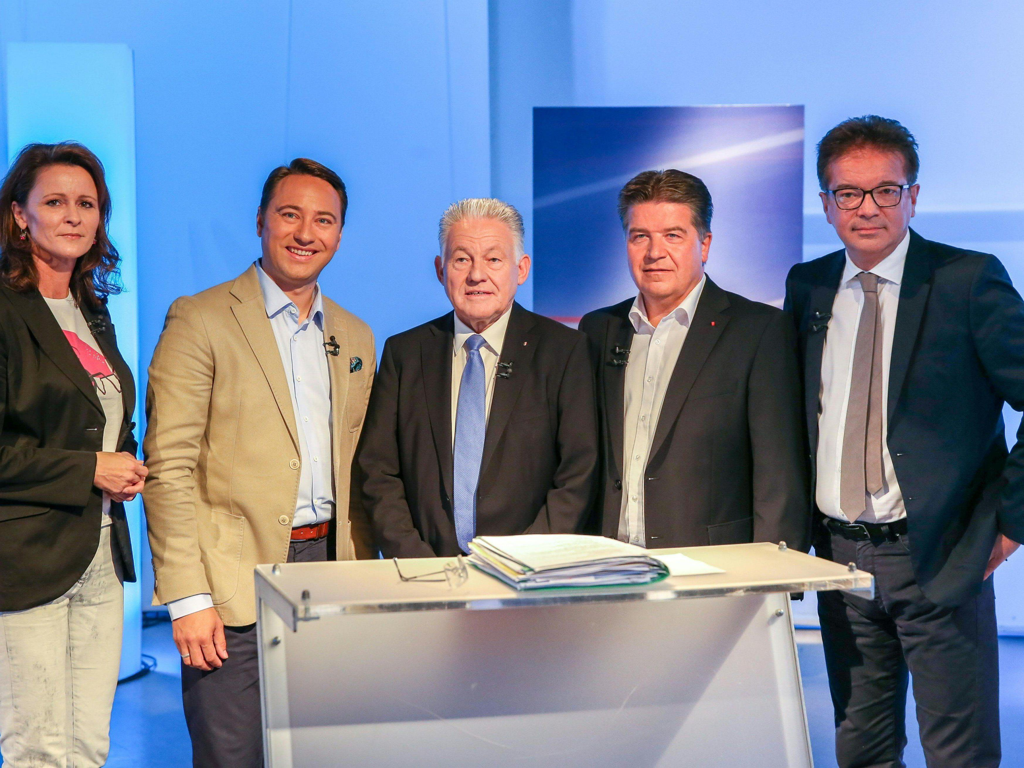 Landtag, 442 Gemeinderäte und Bürgermeister stehen in Oberösterreich zur Wahl.