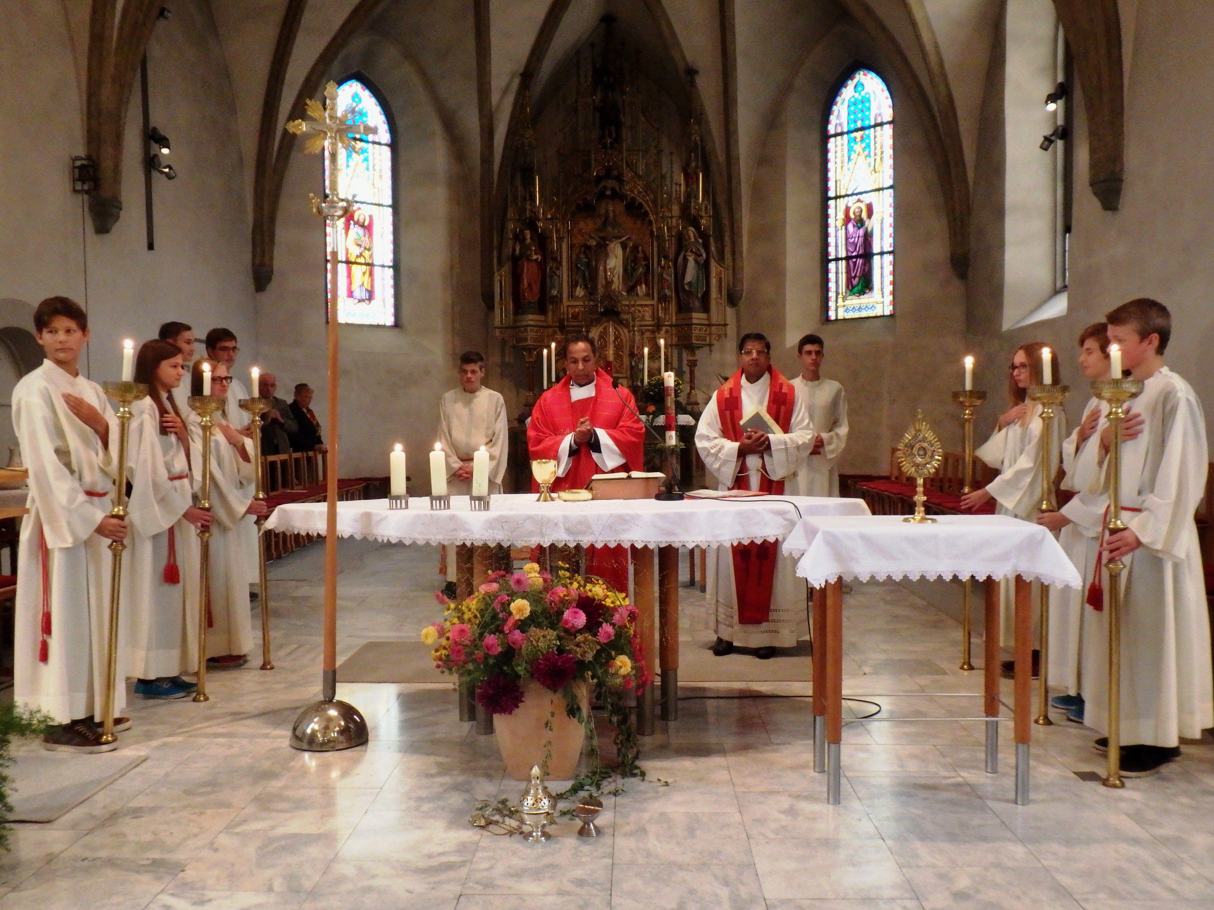 Feierlicher Patroziniumsgottesdienst