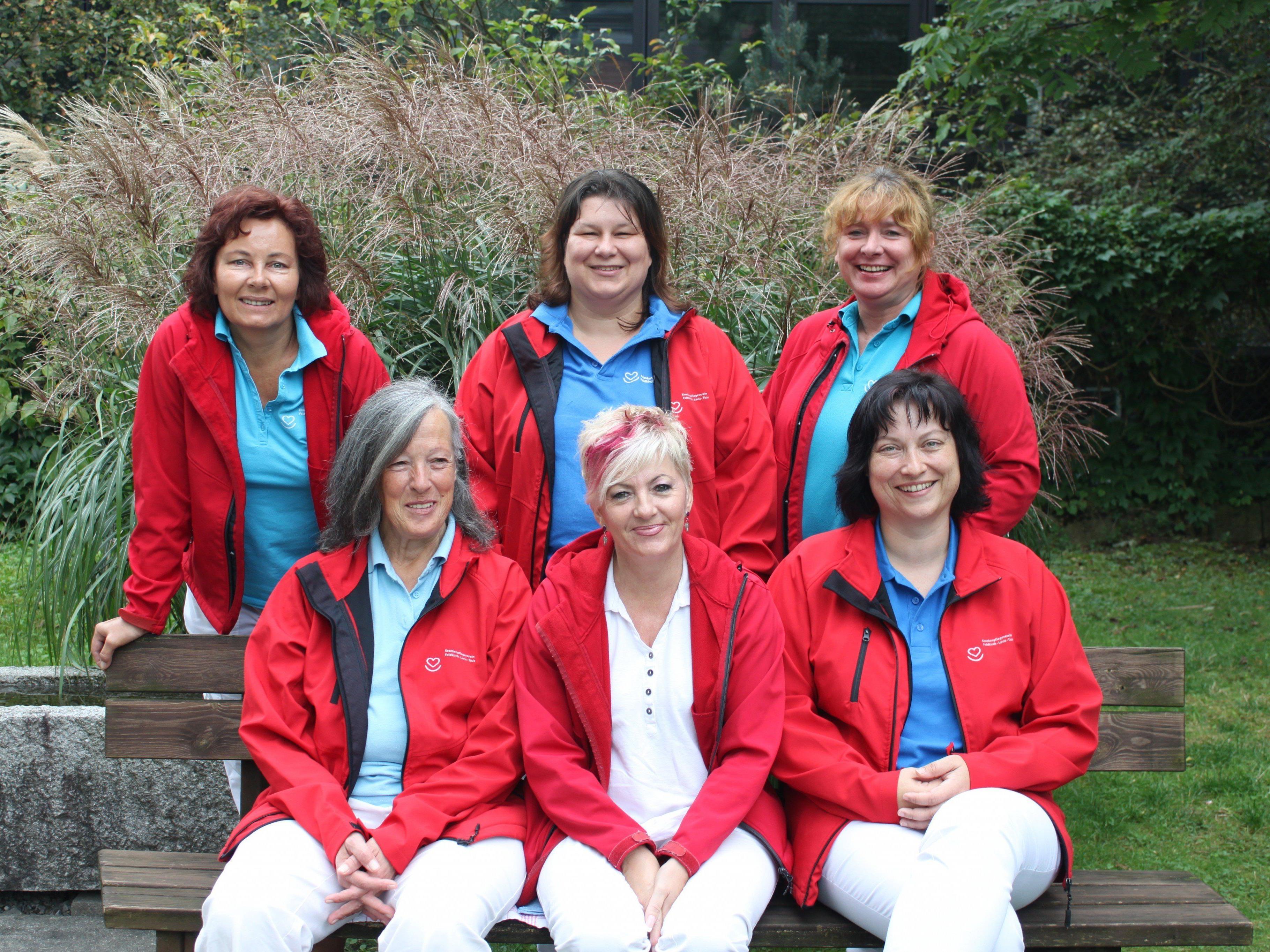 Das rührige Schwesterteam