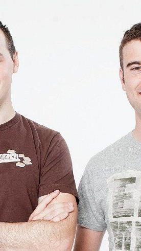 2. Interactive West mit den Webgears-Referenten Tobias Klien und Daniel Ender