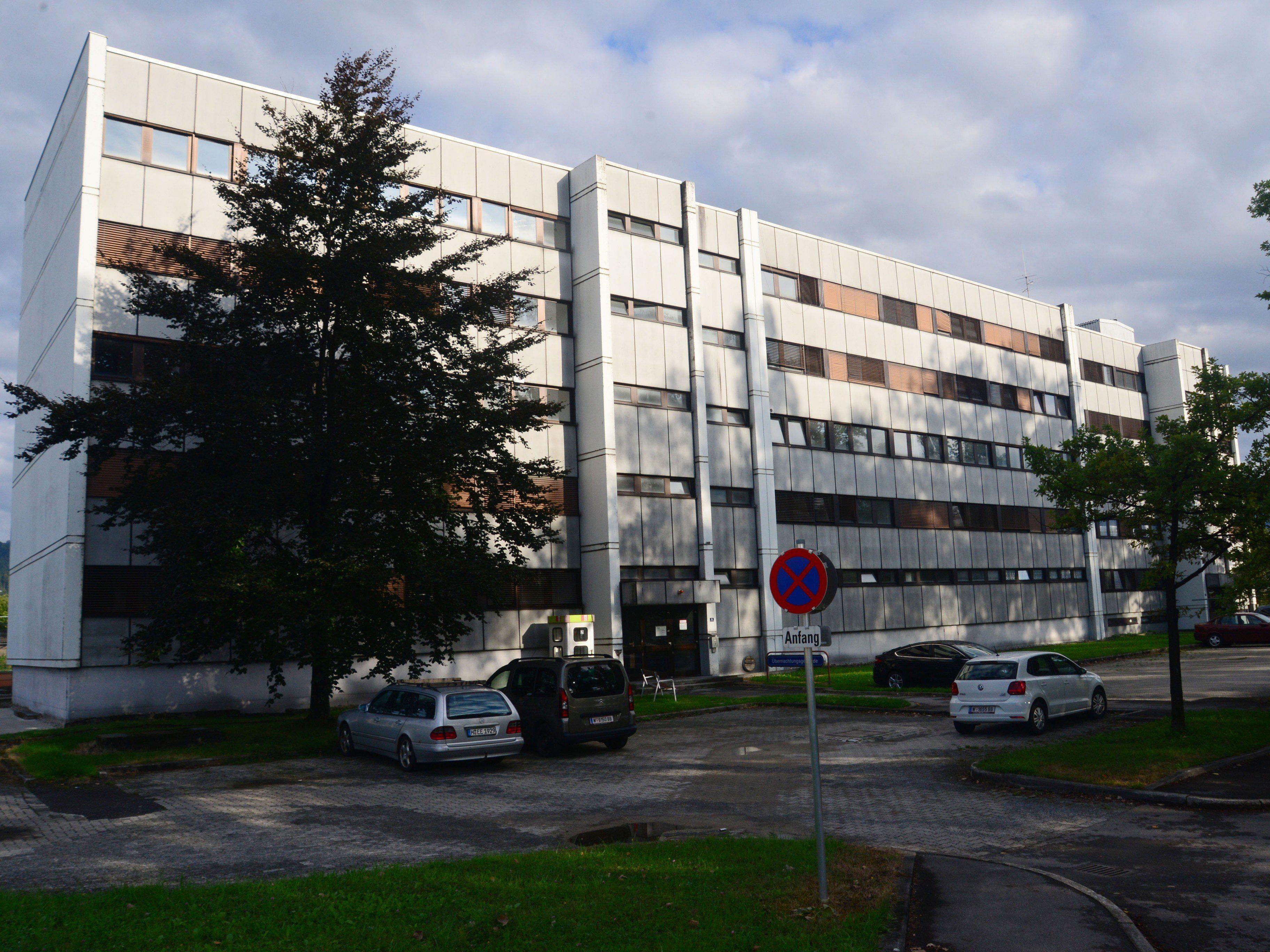 Im ÖBB-Gebäude an der Senderstraße finden ab Mitte September 31 Flüchtlinge Aufnahme.