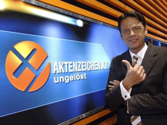 """Ein Sexualstraftäter im Landkreis Lindau wird ein Fall für die ZDF-Sendung """"Aktenzeichen XY ungelöst""""."""
