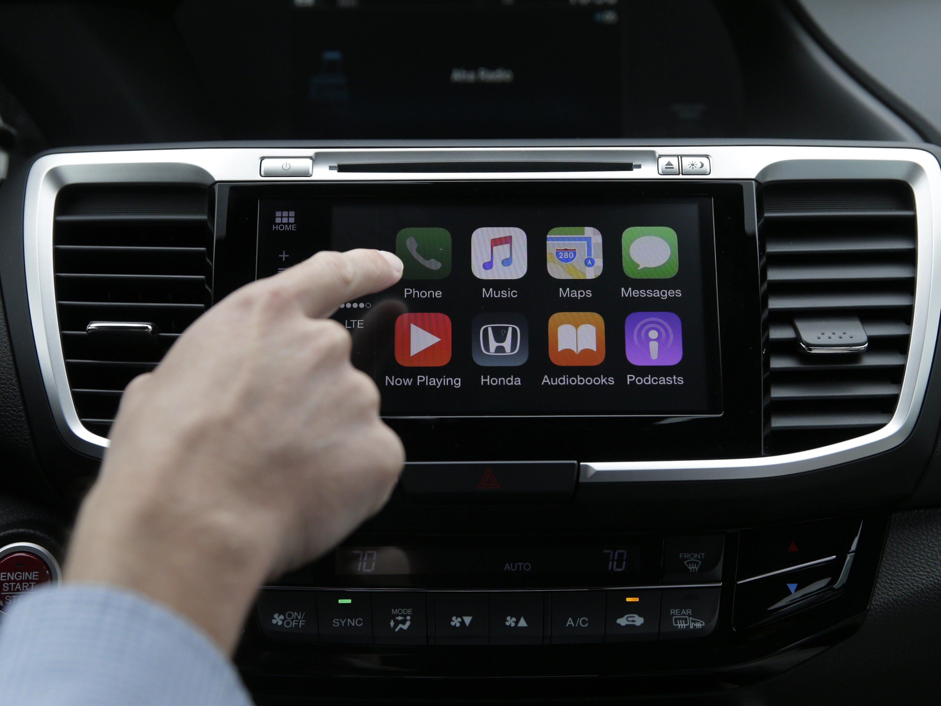 """Apple forciert Autopläne: 2019 soll das """"iCar"""" auf den Markt kommen."""