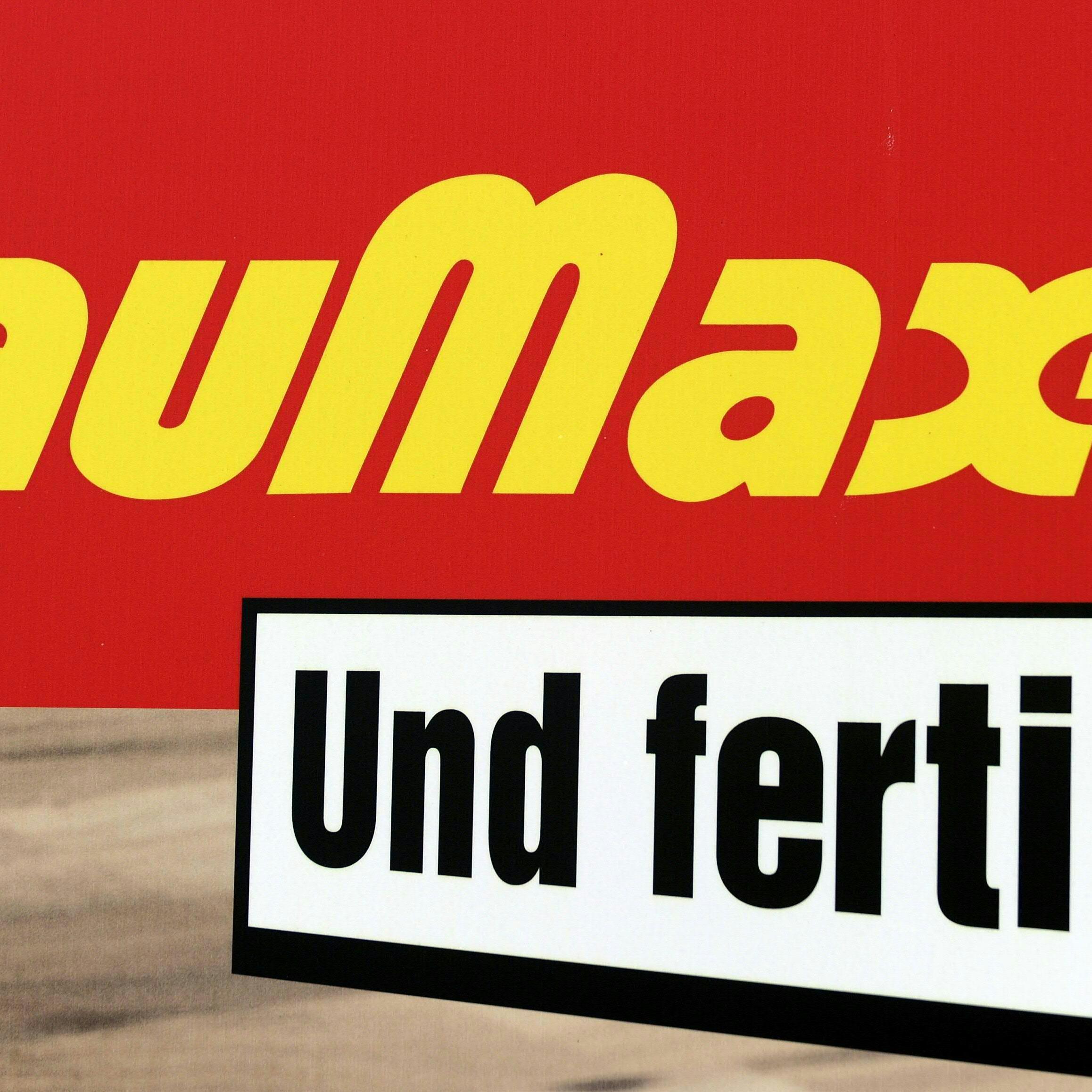 bauMax-Pleite: Über die genaue Schuldensituation liegen derzeit keine Informationen vor
