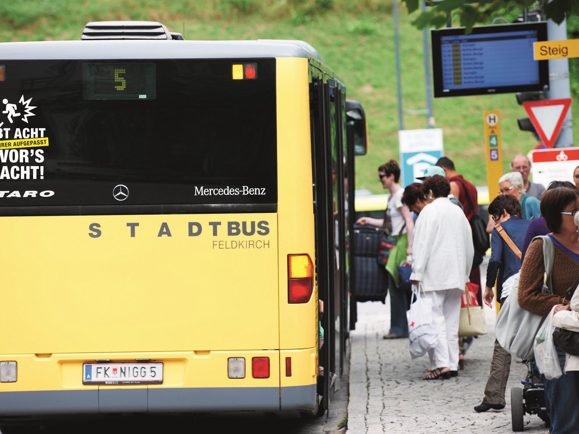 365-Euro-Jahresticket: seit Jahresbeginn zwölf bis 14 Prozent Neukunden in Vorarlberg.