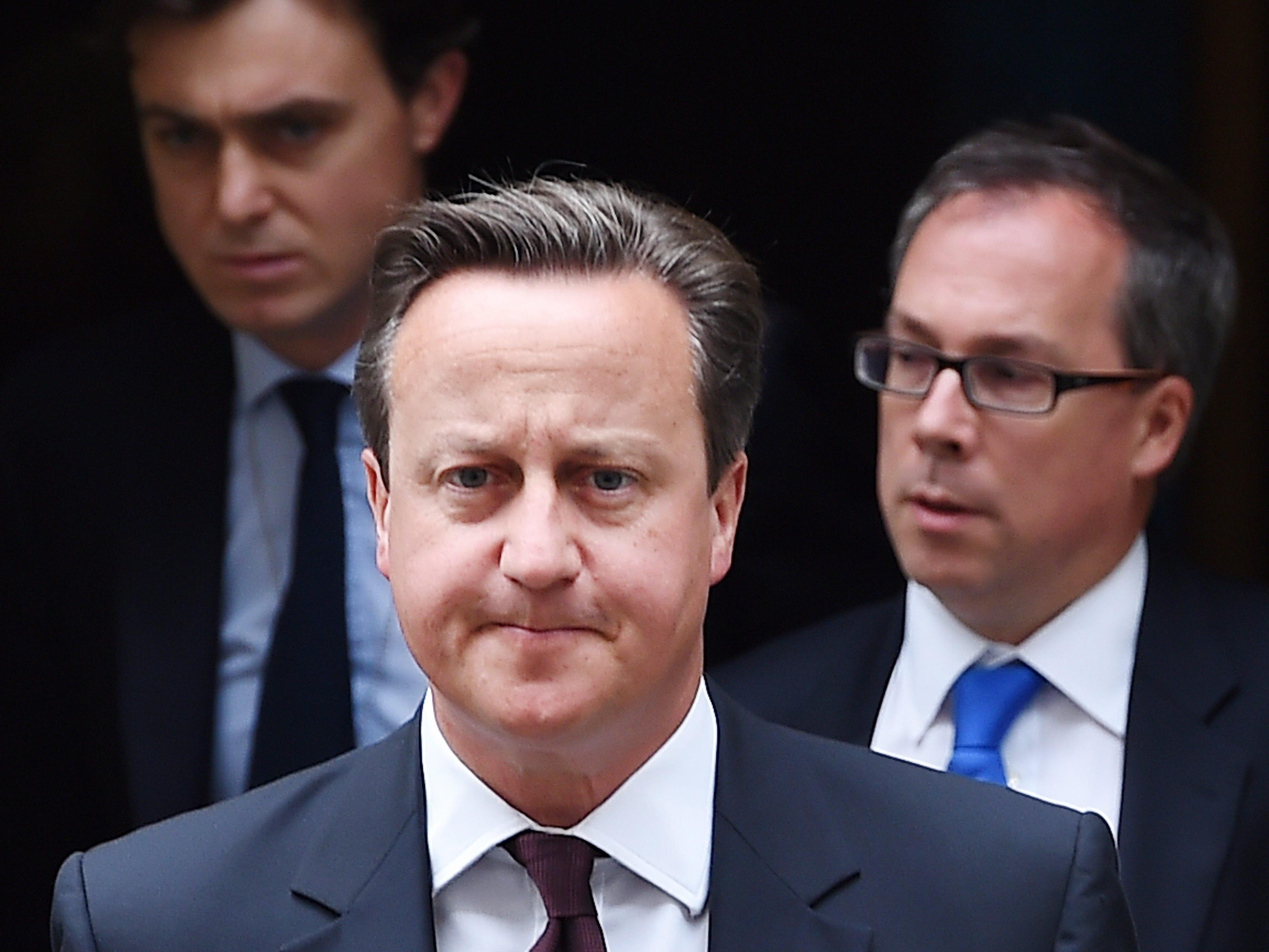 """Cameron: Drohnenattacke war """"Akt der Selbstverteidigung"""" und legal"""