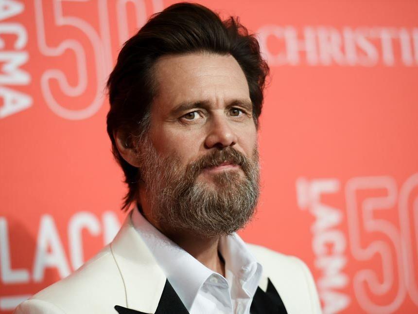 Zu traurig: Jim Carrey's Freundin nahm sich das Leben.