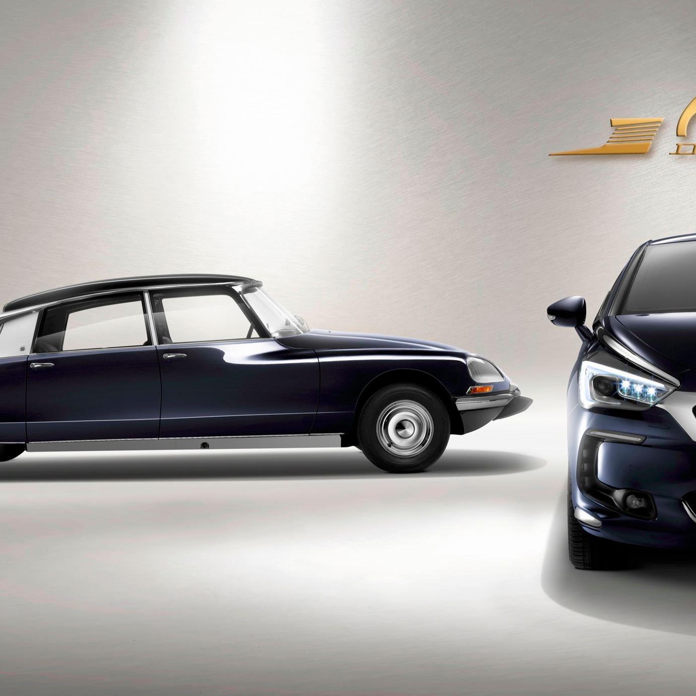 DS Automobiles und Citroën feiern Jubiläum.