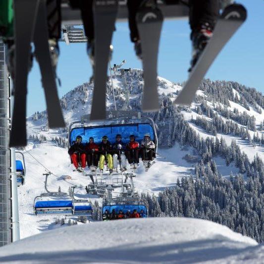LändleCard ist in 30 Skigebieten gültig