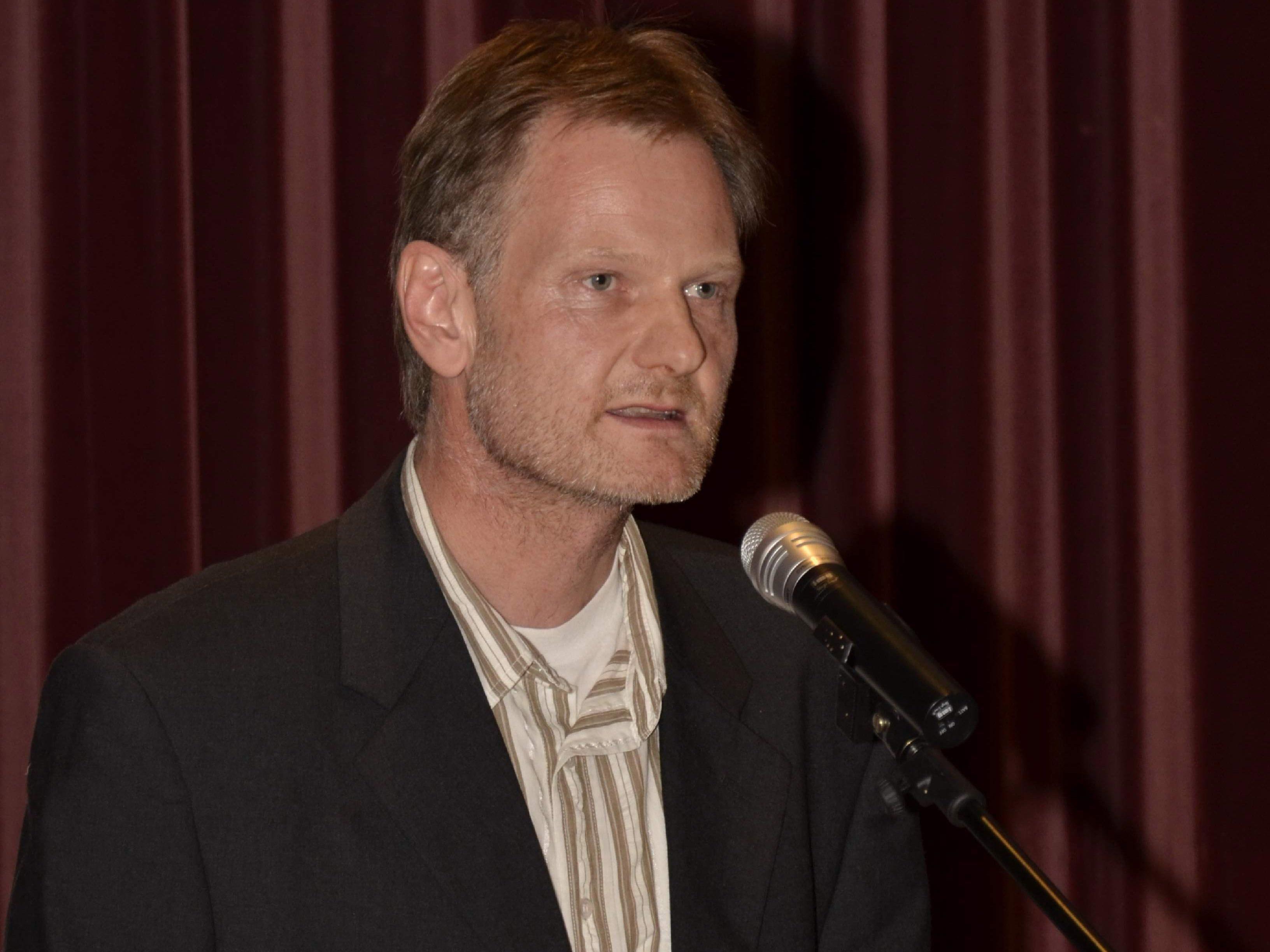 Kurt Bereuter vom Kulturforum Bregenzerwald wird die TTIP-Diskussion moderieren.