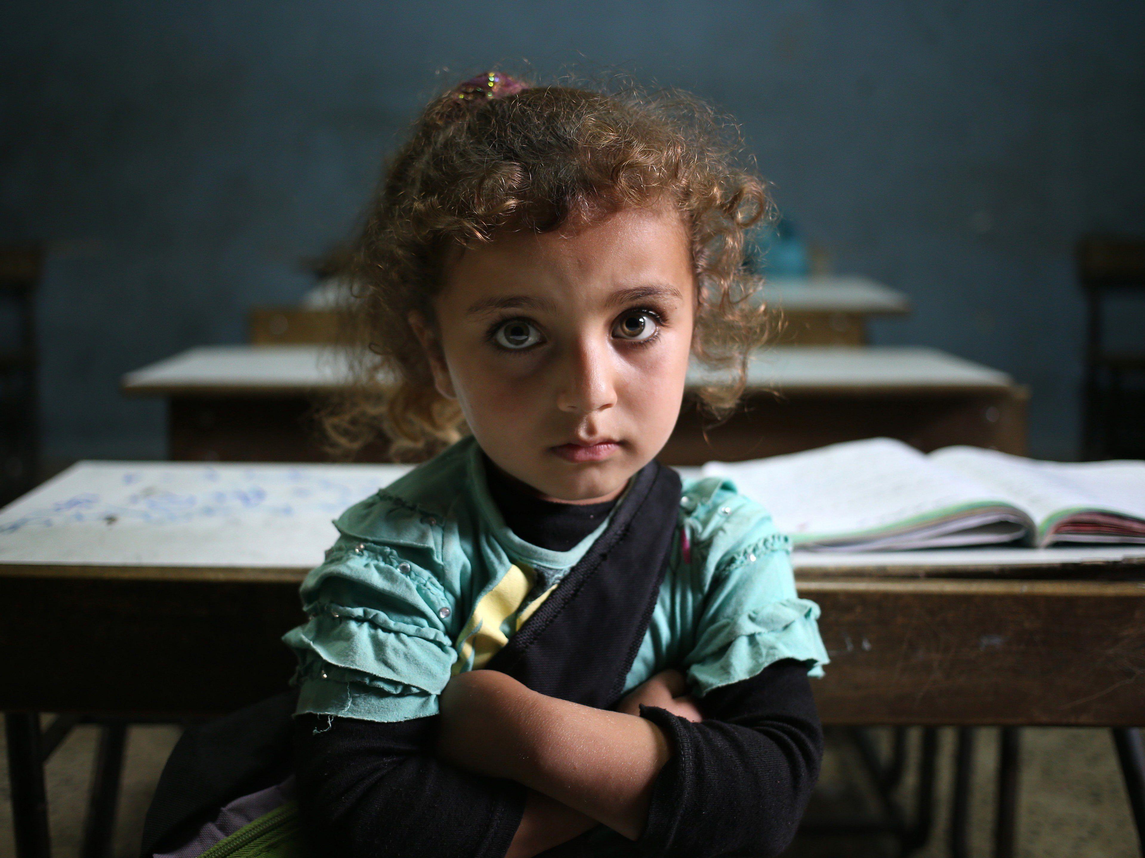 Stoisits gegen eigene Klassen für Flüchtlingskinder.