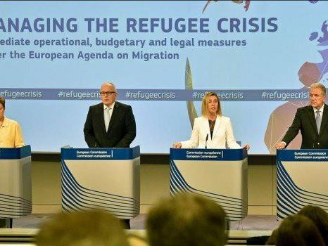 EU, quo vadis? EU-Sondergipfel in Brüssel zur Asylkrise.
