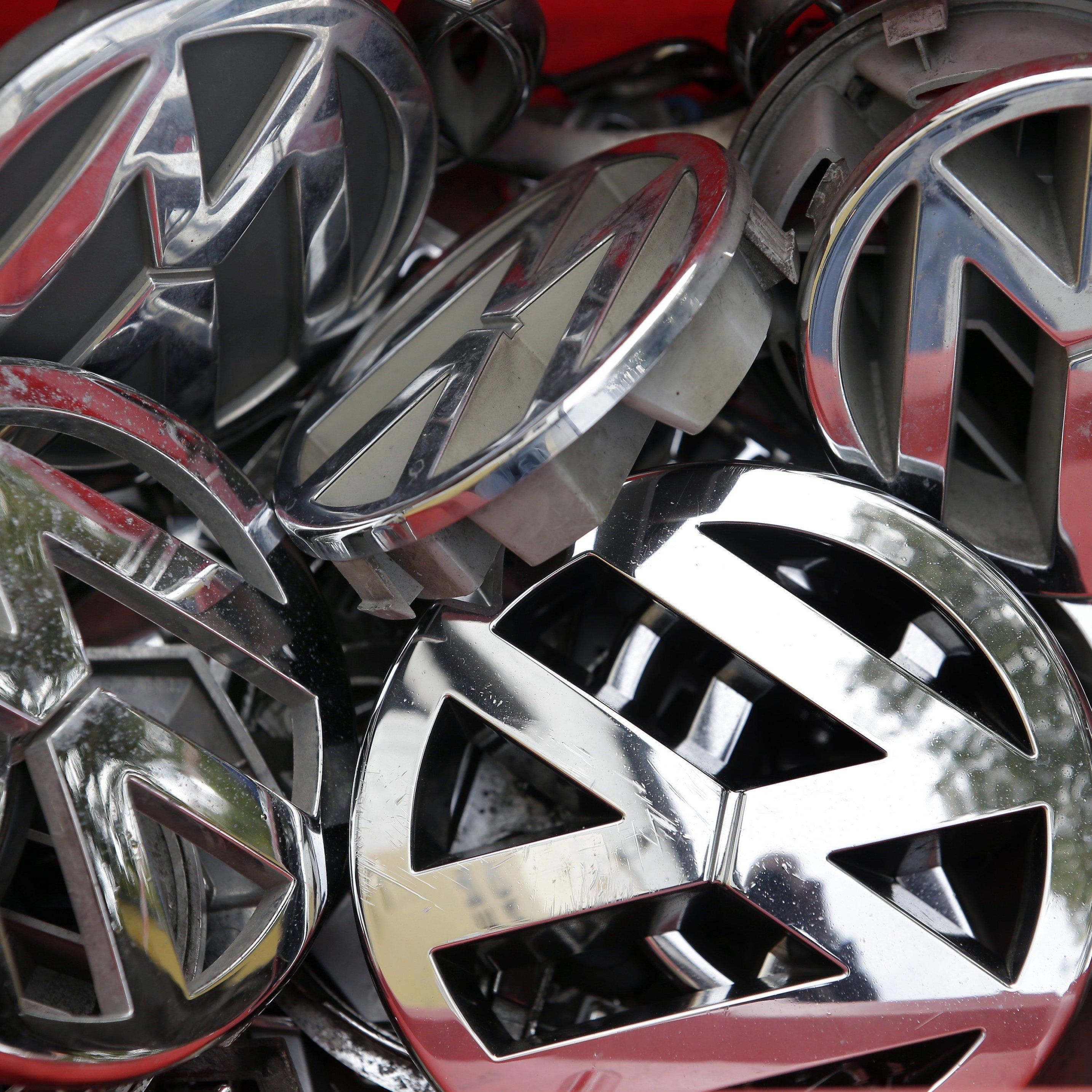 Deutscher Autokonzern offenbar durch Zufall erwischt.