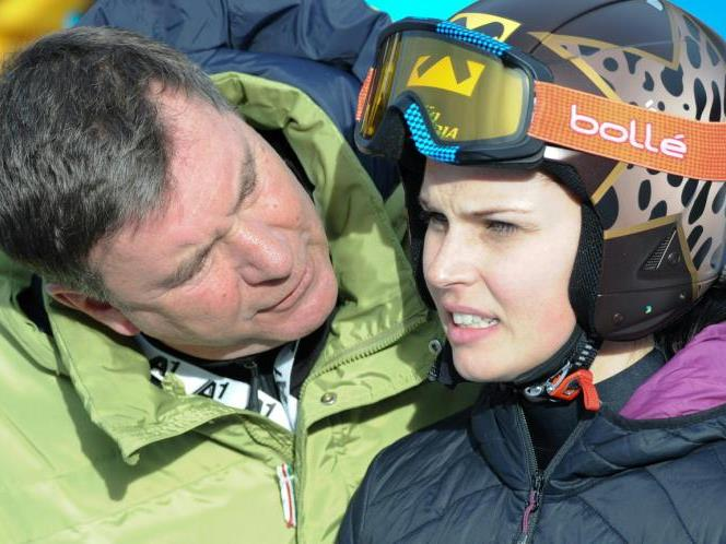 Klaus Kärcher nun Ex-Manager von Anna Fenninger