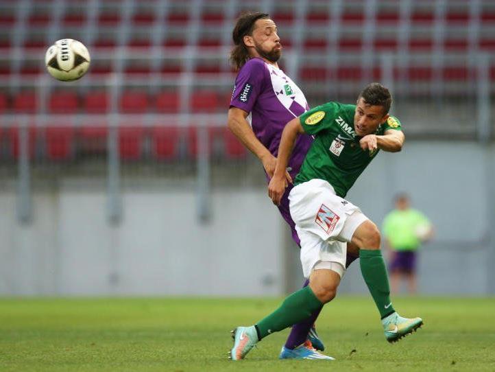 Sereinig im Duell mit Thiago Silva