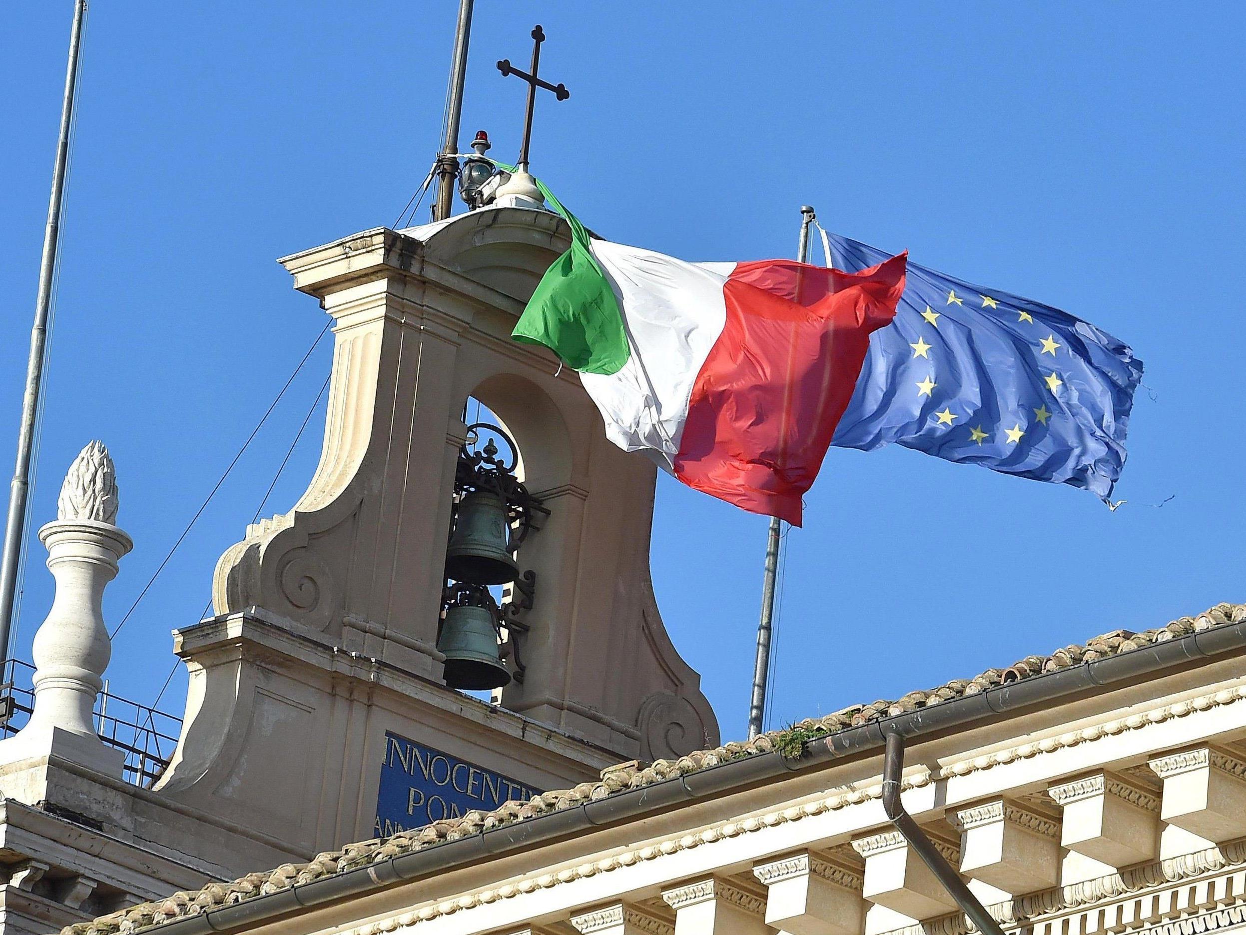 """Mattarella warnt vor """"Europa der Mauern""""."""