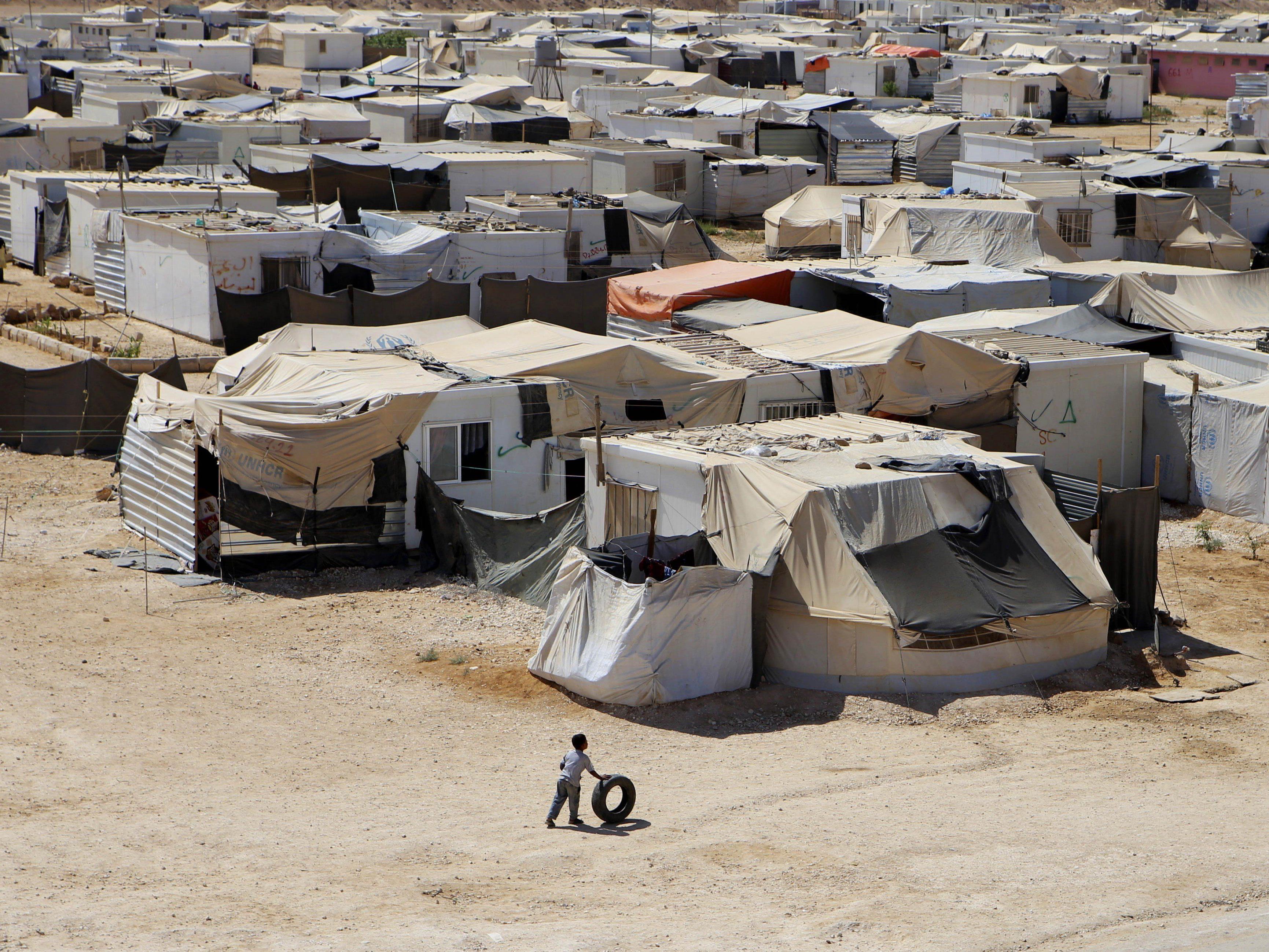 """Humanitäre Helfer sprechen von """"Tragödie mit sehr langer Ansage"""""""