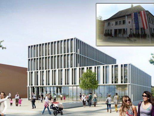 Das Gemeindehaus in Lochau: Neubau oder Sanierung?