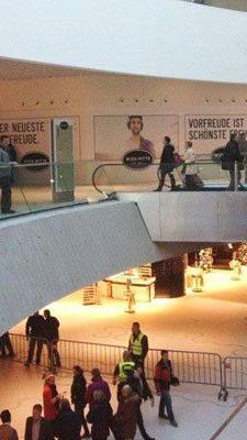 """The Mall"" könnte schon bald den Eigentümer wechseln."
