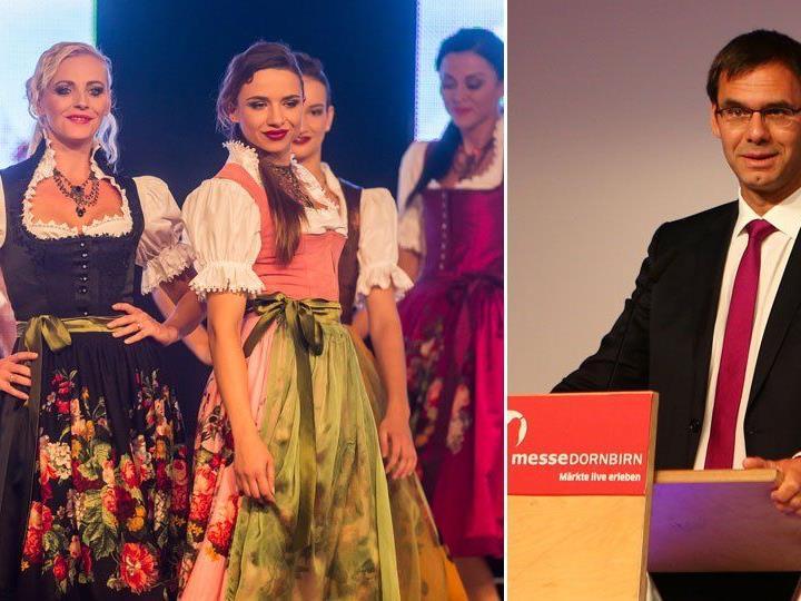 Die 67. Dornbirner Herbstmesse ist bis Sonntag geöffnet, es werden rund 70.000 Besucher erwartet.