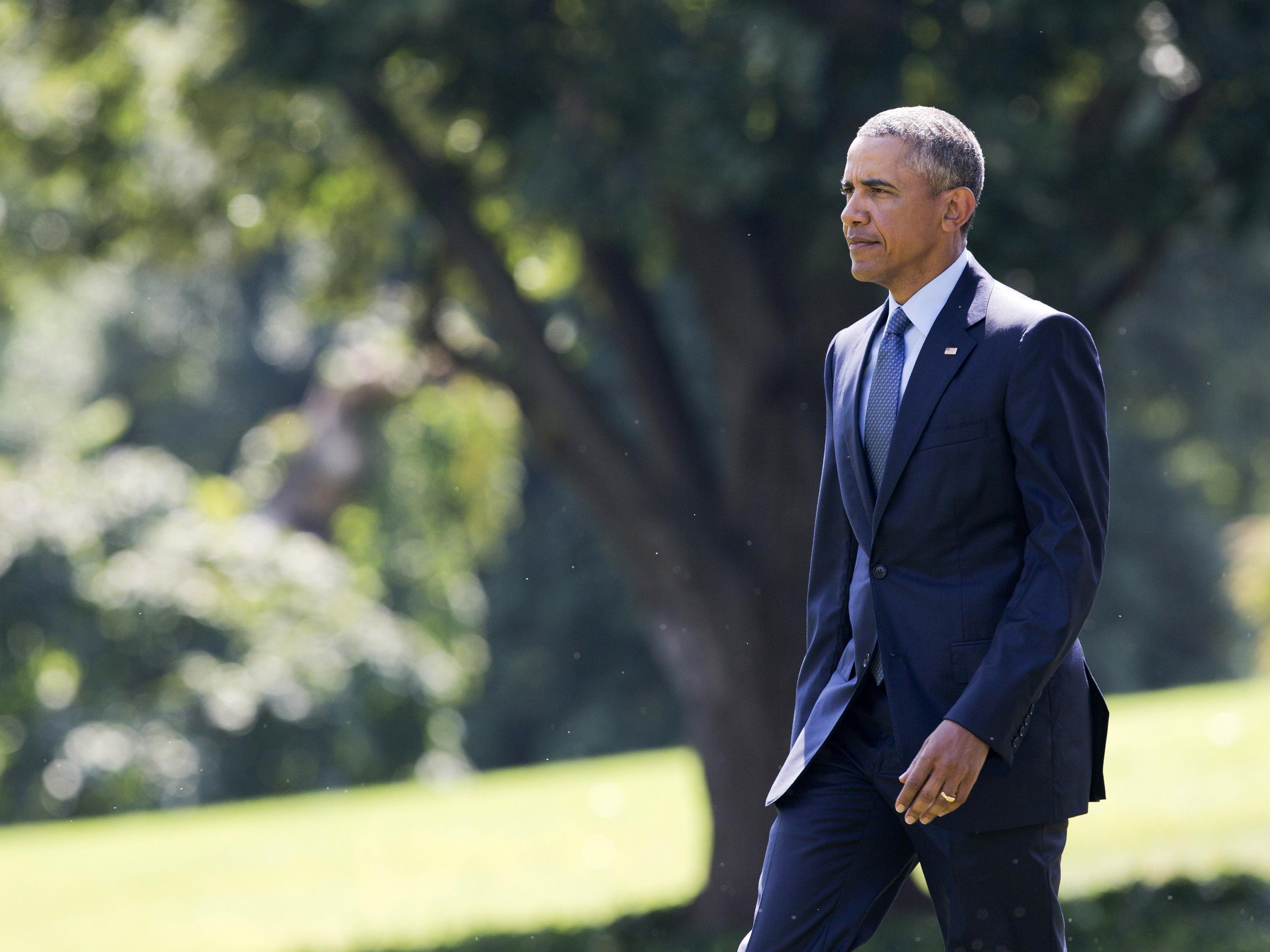 """Obama wird """"Überlebnis-Crashkurs"""" absolvieren"""