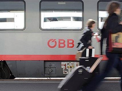 Die ÖBB halten ein Reisen nach Deutschland zurzeit für nicht sinnvoll.