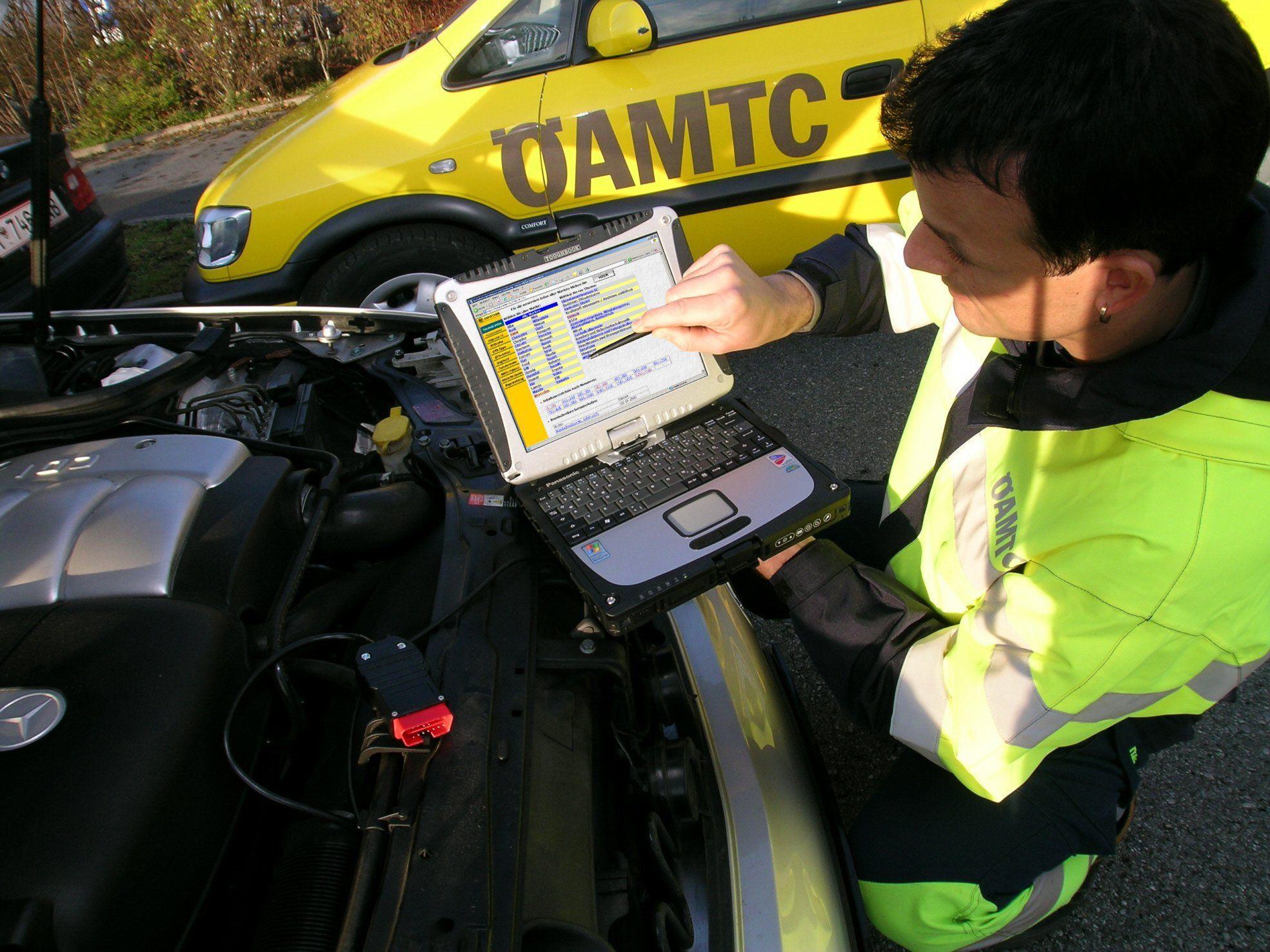 ÖAMTC-Pannenhilfe im Sommer 2015: Spitzenreiter Wien vor Niederösterreich und Oberösterreich