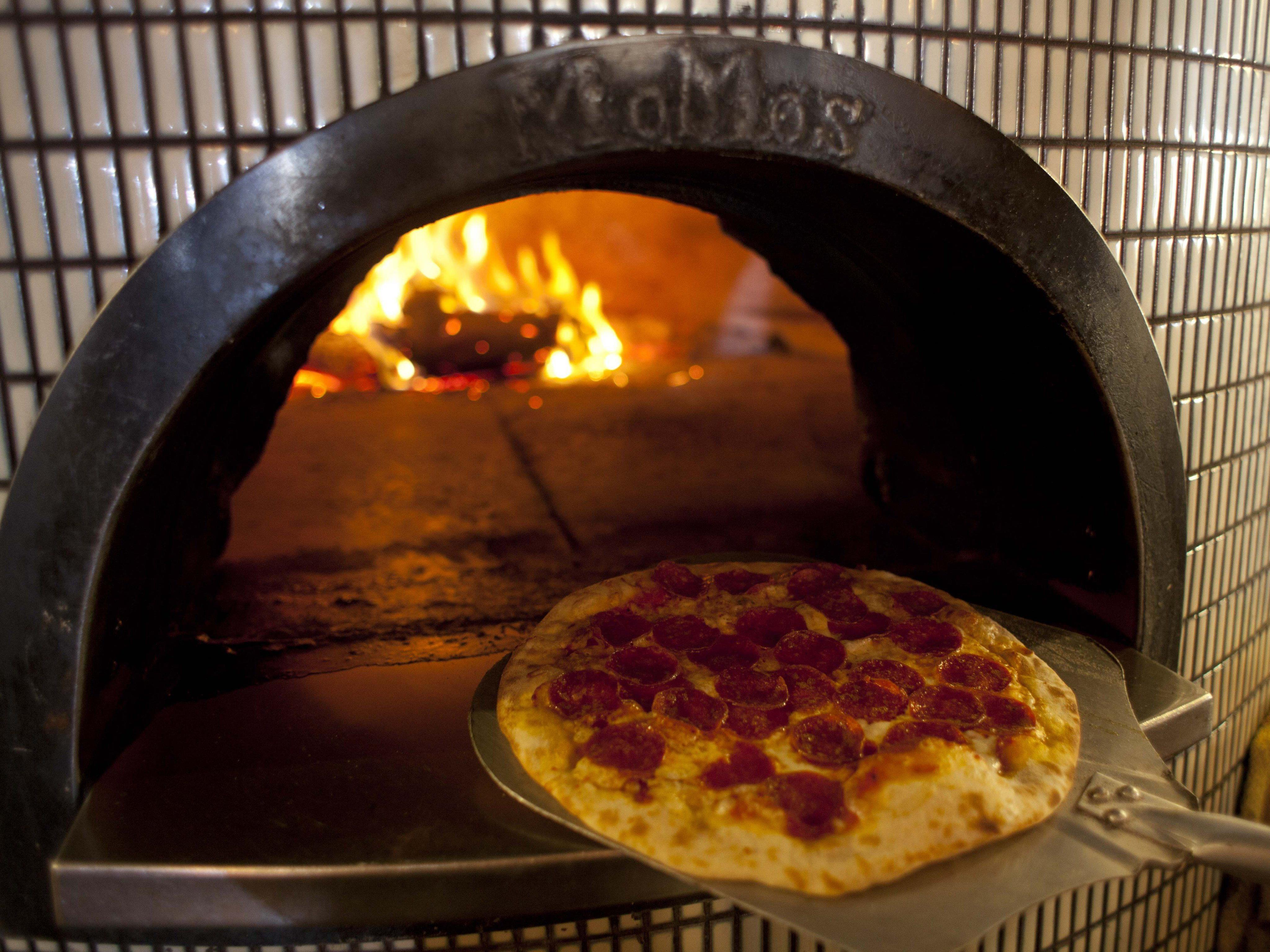 Teresa Iorio macht die beste Pizza