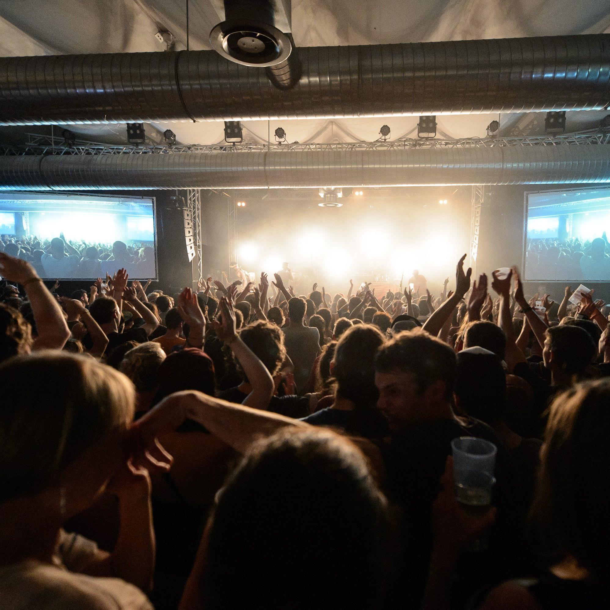 poolbar//festival 2015: Meta & Fose jubeln.