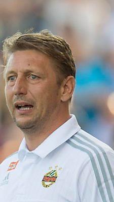 """Rapid-Trainer Barisic: """"Kreativität hat gefehlt."""""""