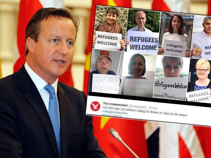 David Cameron kommt immer mehr unter Druck.