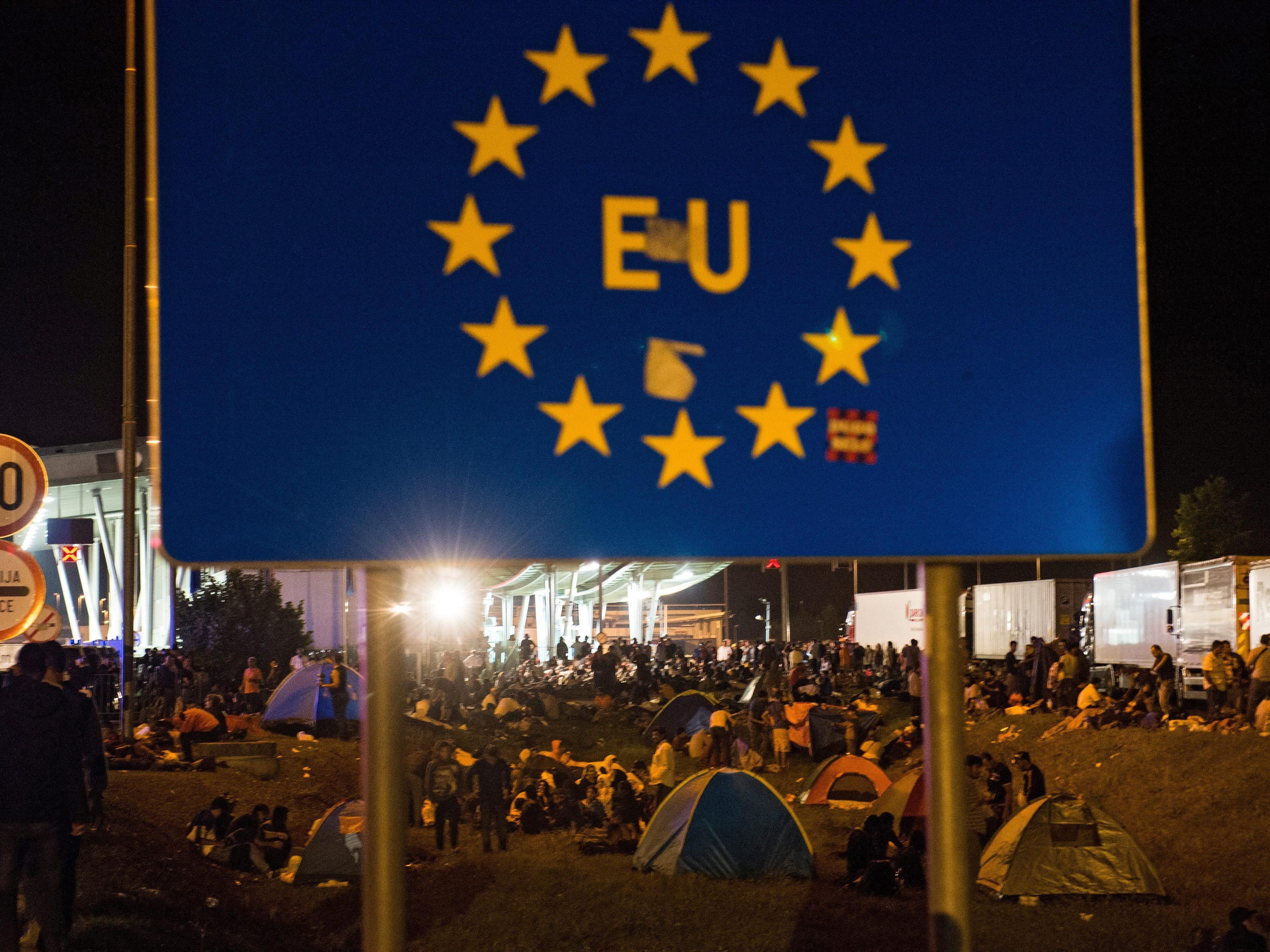 Krisentreffen: EU-Minister suchen Kompromiss zu Flüchtlingsfrage