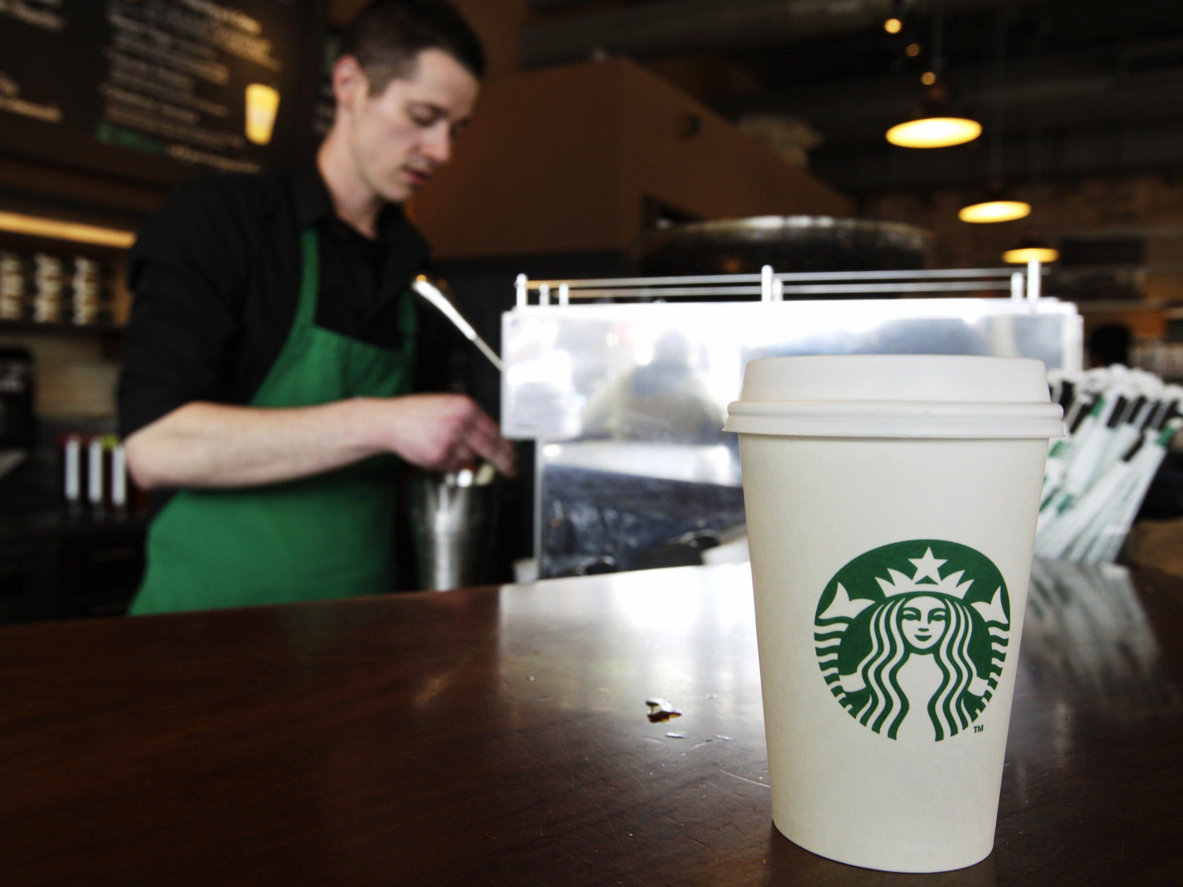 Rund 40 Prozent des Kaffees wird außer Haus konsumiert