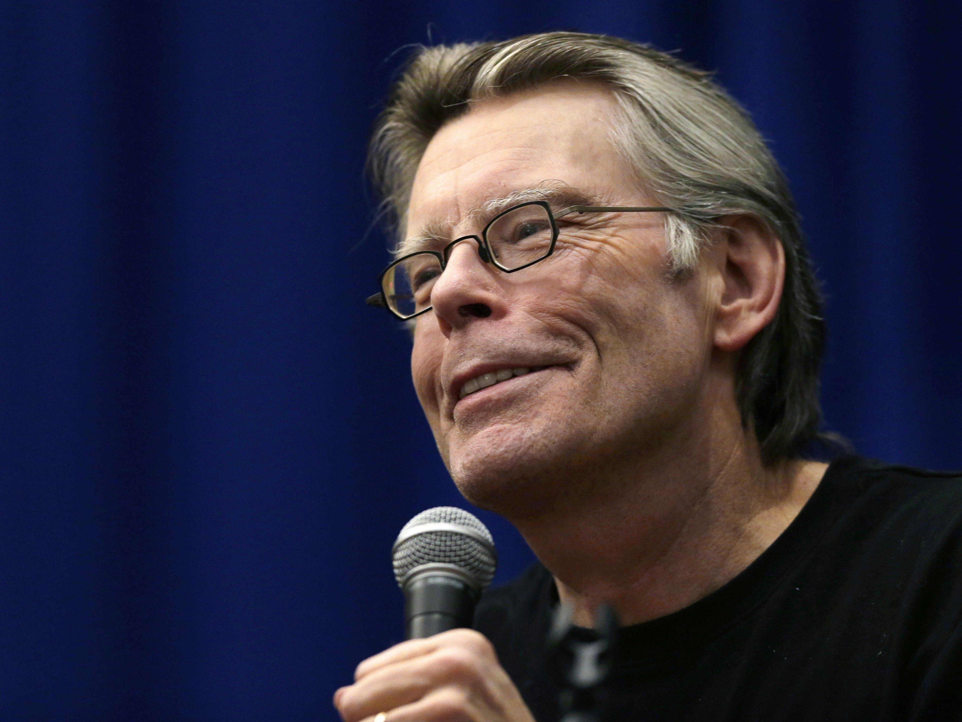 Die Serie beruhte auf einer Geschichte von Stephen King