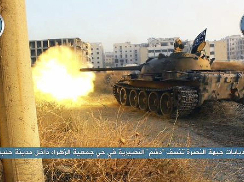 Waffen an Al-Nusra-Front? US-Militärführung prüft Berichte aus Syrien