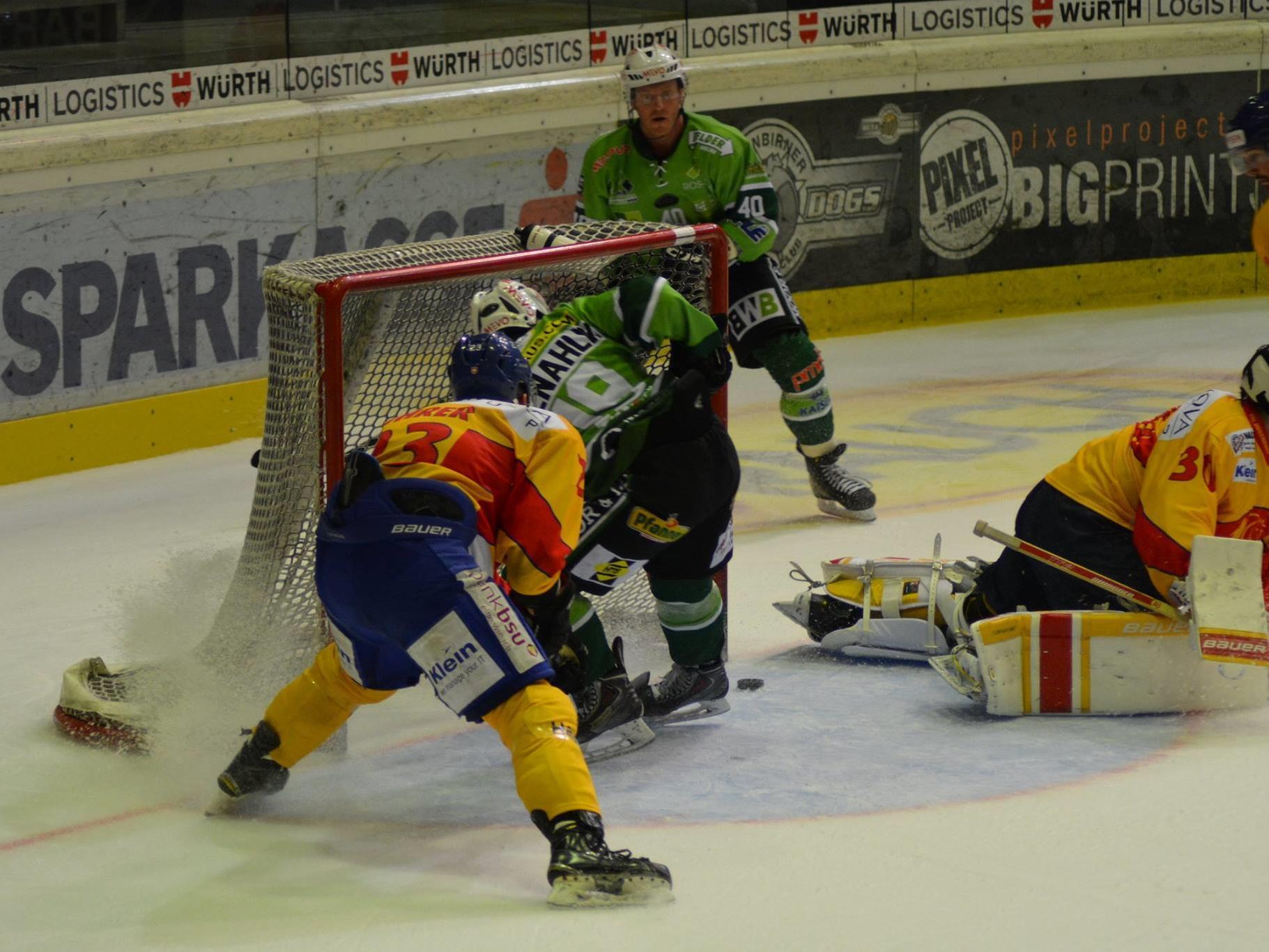 Bregenzerwald gewann den letzten Test gegen Dübendorf mit 3:0