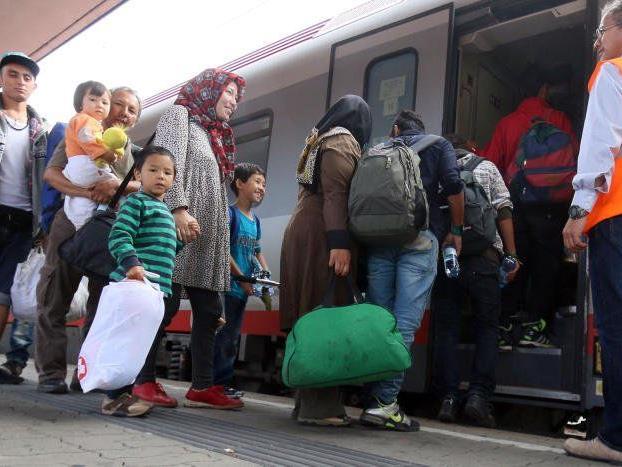 Während der Osten und Süden Österreichs mit dem Flüchtlingsstrom kämpft, ist die Lage in Vorarlberg ruhig.