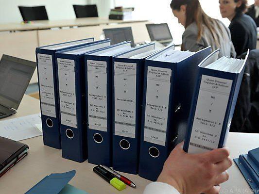 Rechtsstreitigkeiten zwischen Microsoft und Google auch in Deutschland