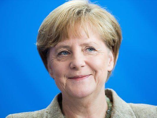 Die deutsche Kanzlerin Angela Merkel ist bei den Buchmachern vorne