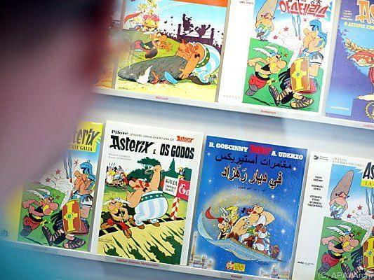 Asterix-Fans können es kaum noch erwarten